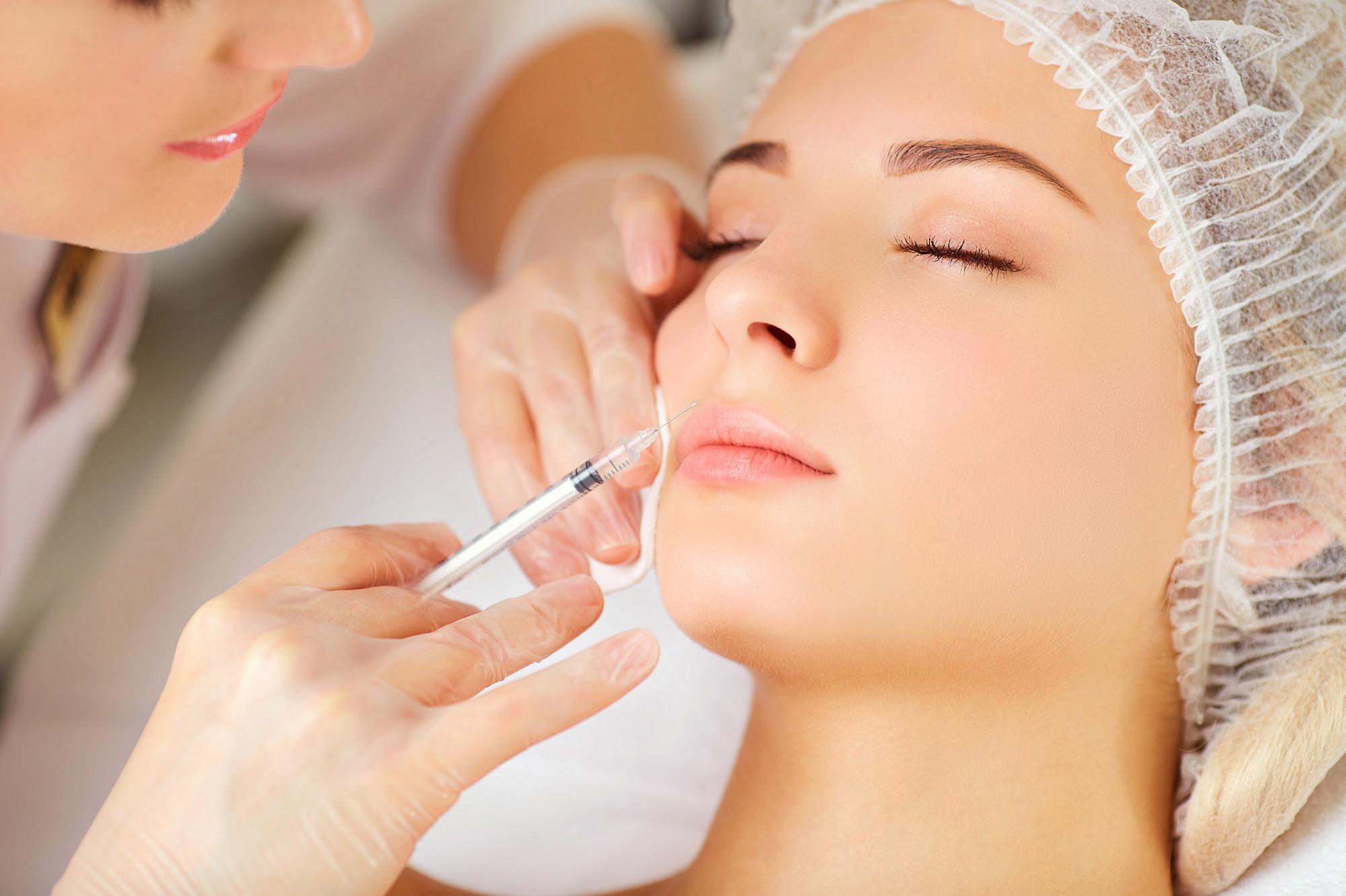 Mesoterapia Facial com Eletroporação