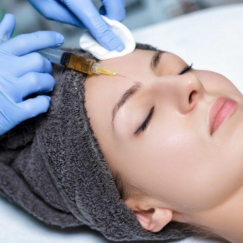 PRP Facial - BioMulher - centro de tratamento e diagnóstico